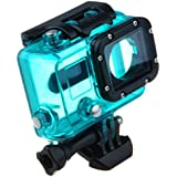 Gopro Hero 3 3+ 4 Case - TOOGOO(R)Camera Lens Cover Waterproof Custody Case Shell For Gopro Hero 3 3+ 4green