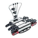 WHISPBAR Anhängerkupplungs-Fahrradträger (WBT31, für 3 Fahrräder)