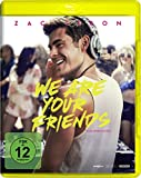 DVD Cover 'We Are Your Friends [Blu-ray]