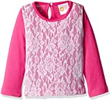 #9: 612 League Baby Girls' T-Shirt (ILW00S780005C_Fuchsia_9-12 months)