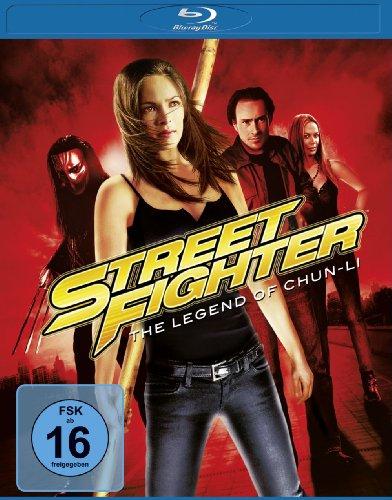 Film Street Fighter (Street Fighter - The Legend of Chun-Li [Blu-ray])