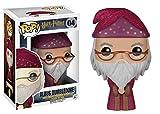 #10: Funko POP Albus Dumbledore in robe Action Figure - Harry Potter Merchandise