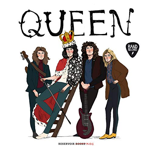 Queen (Band Records 4) (Reservoir Kids) por Soledad Romero Mariño