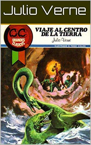 Viaje al centro de la tierra ( comics ) par Julio Verne