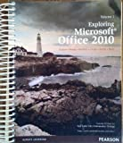 Exploring Microsoft Office 2010- Custom Edition for Salt Lake Community College (Volume 1) by Mary Anne Paotsy, Keith Mulbery, Michelle Hulett, Cynthia Krebs, and Keith Mast Robert T. Grauer (2011-08-02)