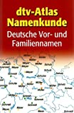 dtv-Atlas Namenkunde, Deutsche Vor- und Familiennamen