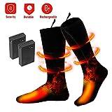 Calcetines Térmicos - Invierno Eléctrico Calcetines Calientes Climatizada para...
