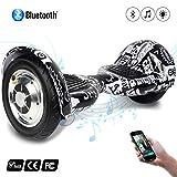 Cool&Fun Bluetooth E-Board Elektro Scooter E-Balance E-Skateboard 10