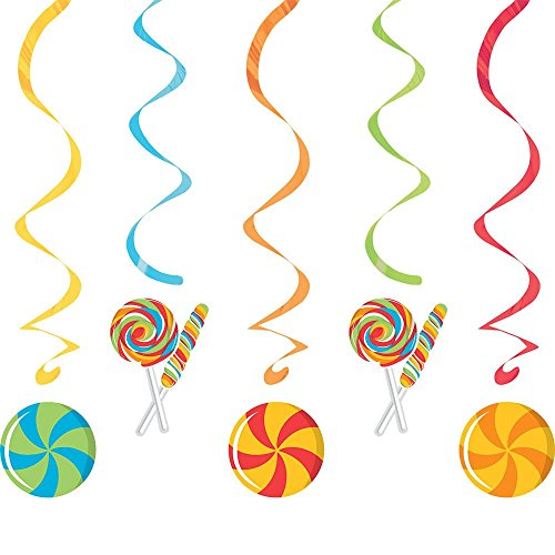 Sugar Buzz Party Dizzy Danglers