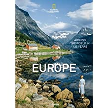 National Geographic Europe: Around the World in 125 Years (2017) (Fp)