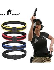 Airsoft caza táctico cinturón IPSC especial Shooting cinturón, azul