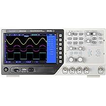 """Hantek Professionale Misto Signal Oscilloscopio(MSO) 2CH Memorizzazione Digitale+1 Canale arbitraria/Funzione Waveform Generatore 100MHz 7 """"TFT 1GSa/s 25MHz Generatore Segnale 12-bit 4ns/div-80S/div"""