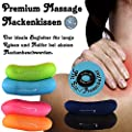 NACKENKISSEN Massagegerät KISSEN Reisekissen Vibration NACKENHÖRNCHEN ME perfekte Passform✔ Vibration ✔ weicher Bezug✔