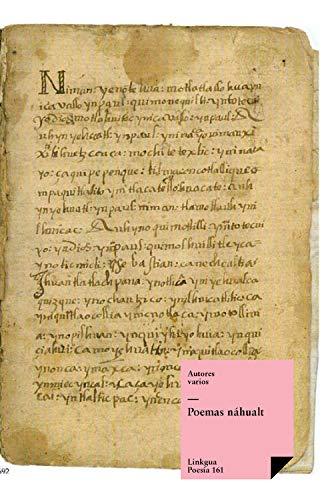 Poemas náhualt (Poesía nº 161) eBook: Varios Autores, Ángel María ...
