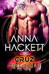 Cruz: Scifi Alien Invasion Romance (Hell Squad Book 2) (English Edition)