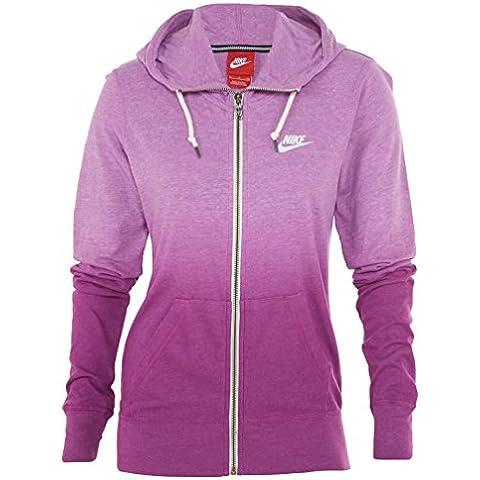 Nike Gym Vintage FZ Hoody-DDYE 684882-510