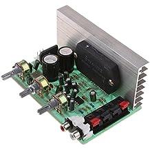 Homyl 1x módulo de amplificador de DC 12V de Dx0408 100W con Doble Canal
