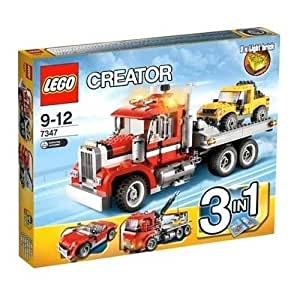 Lego Creator 7347 – Abschlepptruck