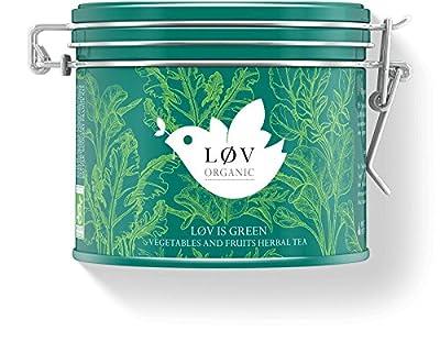 Løv Organic - Infusion Løv is Green - Boîte 100g