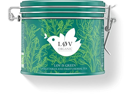 Løv Organic - Infusion Løv is Green - Boîte 100g