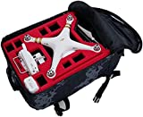 SAC À DOS DE TRANSPORT DJI PHANTOM 3 Professional & Advanced (Black)