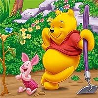 Jumbo - Winnie The Pooh 4 in a Box 4-6-9