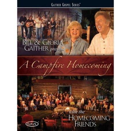 CAMPFIRE HOMECOMING (Gaither Dvd Gospel)