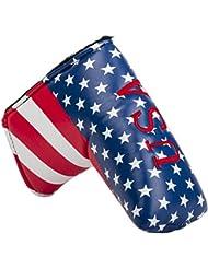 Filtro de colmena para palo de golf cabeza de fundas para palos de golf por Taylormade Titleist Scotty Cameron Ping blade de Callaway, Color 2