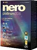 NERO PLATINUM 2018 - Licencia electrónica (NO CD/DVD) - Descarga + Licencia por correo electrónico. (+ PAQUETE DE BONIFICACIÓN!)