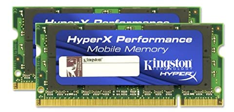 Kingston HyperX DDR2 800MHz CL4 Ultra Low Latency Non ECC