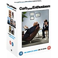 Curb Your Enthusiasm Season 1-7 Complete