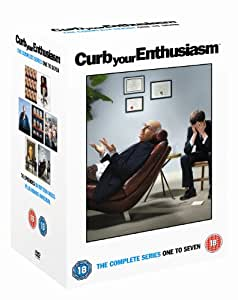 Curb Your Enthusiasm Season 1-7 Complete (HBO) [DVD]