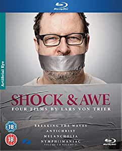 Shock & Awe: Four Films by Lars von Trier [Blu-ray]