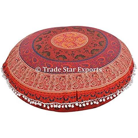 Grande indiano Mandala Copriletto federe cuscini decorative