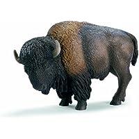 Schleich 14349  -  Figura/ miniatura Indios, bisontes