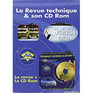 Pack Renault Scenic 1 Phase II (07/99—>)