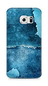 Amez designer printed 3d premium high quality back case cover for Samsung Galaxy S6 Edge (Pattern 11)