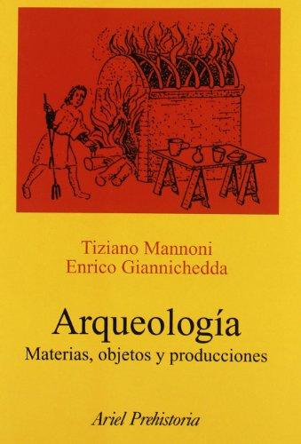 Arqueología (Ariel Historia) por Enrico Giannichedda