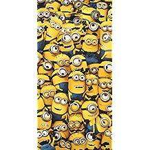 Star Licensing toalla de playa, 100% algodón, multicolor, 140x 70x 0.5cm