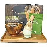 Set de iniciación para ceremonia Matcha del té verde