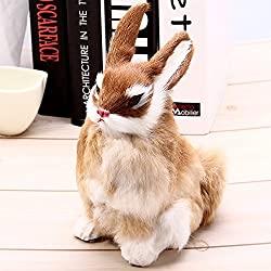 Zorbes Pad Rabbit Nap Toys Home Car Office Decoration