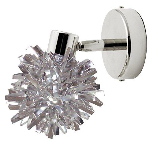 Preisvergleich Produktbild CANDELLUX Spiegelleuchte Kristall Badleuchte Spiegellampe Wandleuchte SPLIT G9