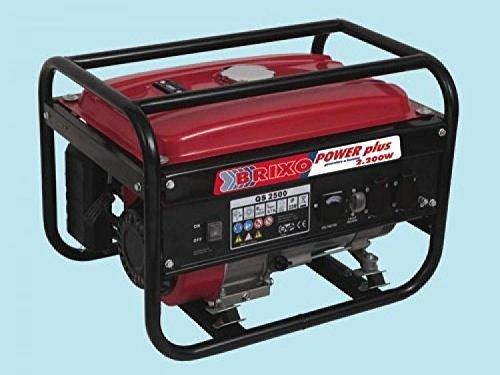 Generator-Generator Brixo Powerplus 2200W-hp 6.5-196CC - 2200 Watt-generator