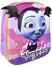 Cerdá Infantil 3D Vampirina Mochila Infantil, 31 cm, Violeta