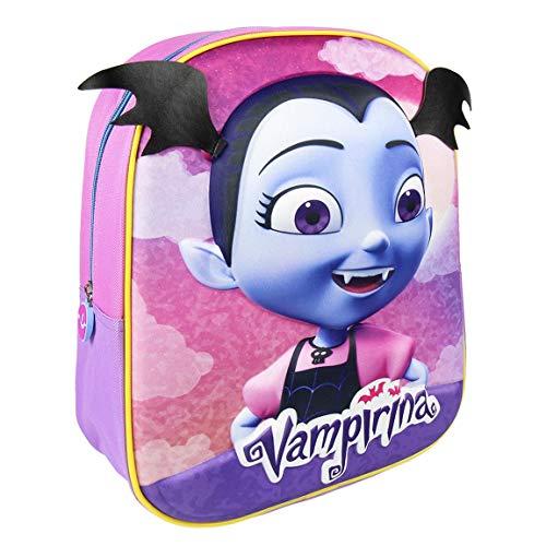 Mochila 3D Infantil Vampirina