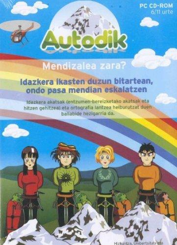 (cd-Rom) Autodik (6-11 Urte) por Batzuk