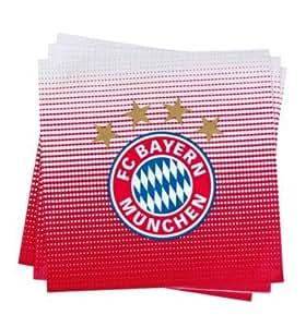 FC BAYERN MÜNCHEN SERVIETTEN