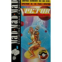 Mastertronic Added Dimension - Vectorball (Vector Ball) Amstrad CPC / Sinclair ZX Spectrum Game [Importación Inglesa]