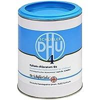 Biochemie Dhu 4 Kalium chlorat. D 3 Tabletten 1000 stk preisvergleich bei billige-tabletten.eu