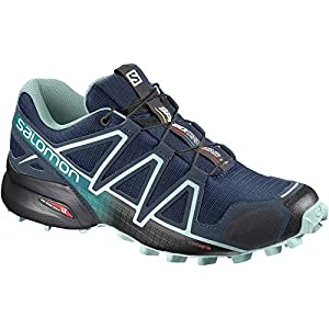 Salomon Damen Speedcross 4 Wide W, Trailrunning-Schuhe